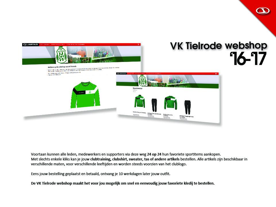 Facebook ad - online module Tielrode