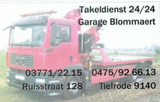 Garage Blommaert